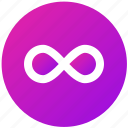 tool, ux, infinity, infinite, loop, ui icon