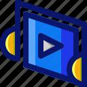 multimedia, media, music, audio, player