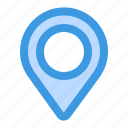 placeholder, location, map, pin, navigation, gps, pointer