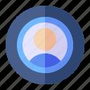 account, user, profile, avatar
