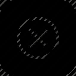 clean, cross, delete, junk, remove, round, ui icon