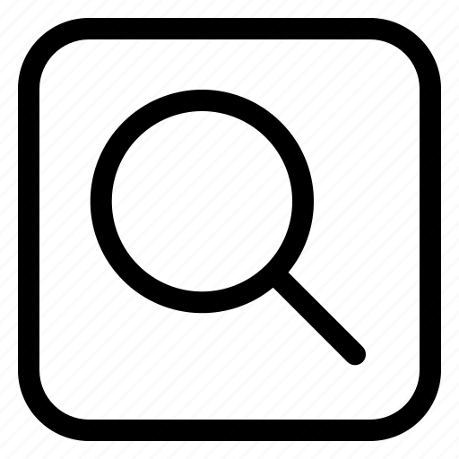 Magnifying, search, find, magnifier icon - Download on Iconfinder