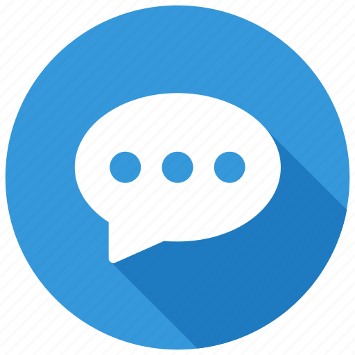 chat, chatting, comment, notificationicon icon