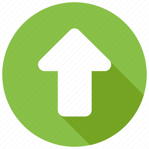 arrow, move, up, uploadicon icon