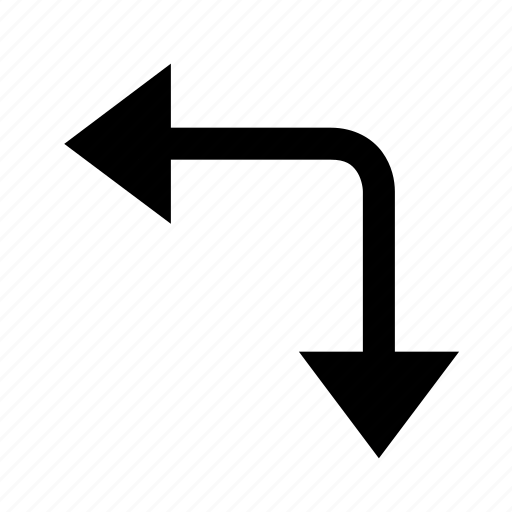 alignment, arrow, down, increase, left, margin, maximum icon
