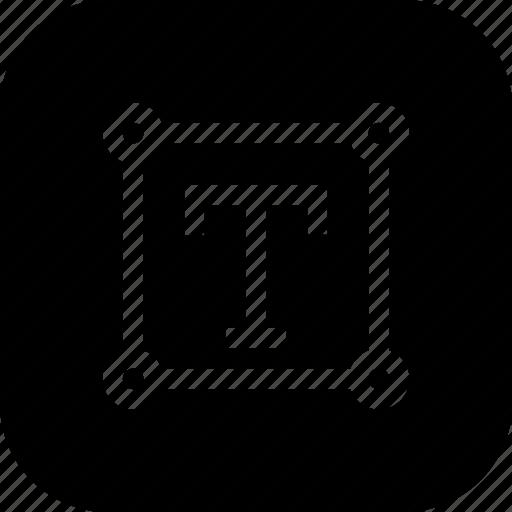 editing, text, tool, transform, transforming, ui, write icon