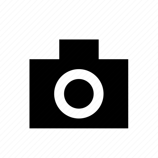 Shoot, picture, photography, camera, cam, circle, image icon