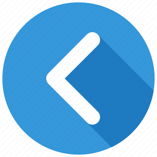arrow, back, direction, left, navigation, previousicon icon