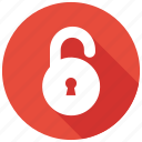 lock, password, secure, security icon icon