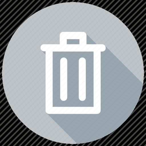 Bin, delete, recycle, trash, trash binicon icon - Download on Iconfinder