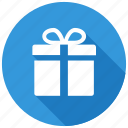 box, christmas, gift, present icon icon