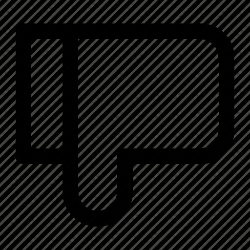 dislike, interface, mobile, techonology, user interface, ux, web icon