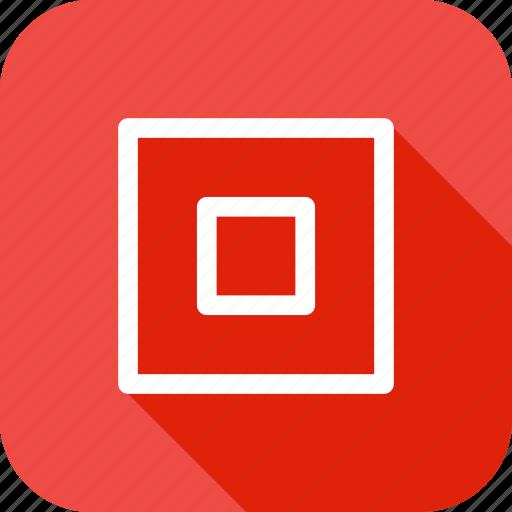 architechture, design, shape, square icon
