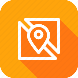 lacate, location, map, navigation, pin icon