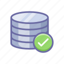 cloud, computing, data, file, server icon