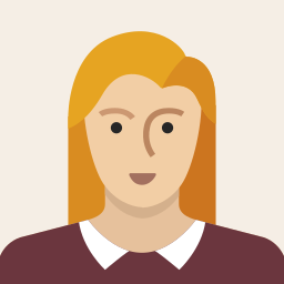 avatar, blond, female, girl, person, user, woman icon