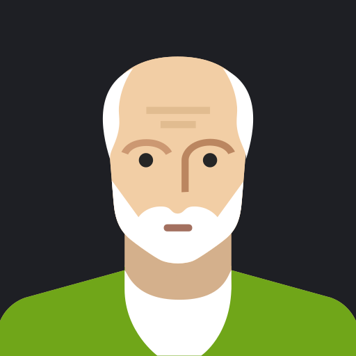 avatar, grandfather, man, mature, old, person, user icon