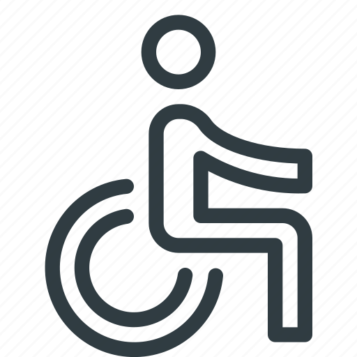 Accessibility, disability icon - Download on Iconfinder