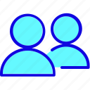 account, avatar, human, people, person, profile, user icon
