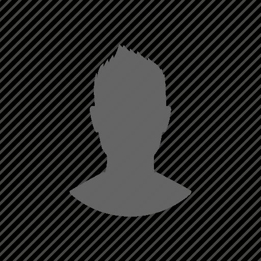 avatar, human, male, person, profile, user icon