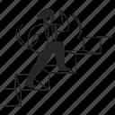 onwards, optimism, steps, stairs, ahead icon
