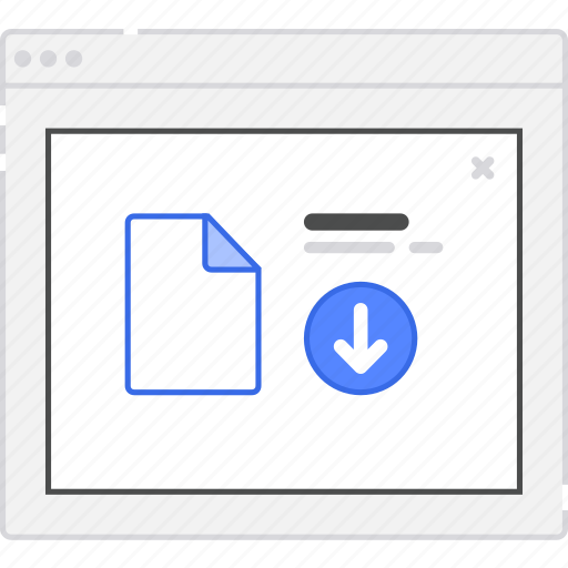 application, diagram, download, file, flowchart, form, lightbox, login, sitemap, user flow, website, wireframe, workflow icon