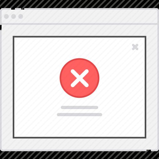 application, diagram, error, flowchart, form, lightbox, login, sitemap, user flow, website, wireframe, workflow icon