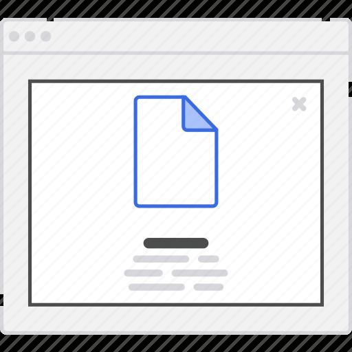 application, description, diagram, file, flowchart, form, lightbox, login, sitemap, user flow, website, wireframe, workflow icon