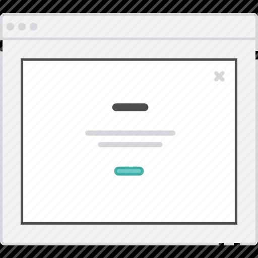 application, diagram, flowchart, form, lightbox, login, sitemap, start, trial, user flow, website, wireframe, workflow icon