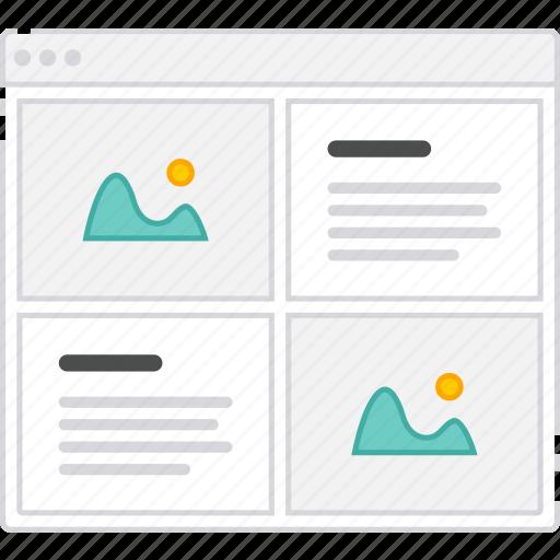 application, flowchart, grid, l, scheme, sitemap, user flow, website icon