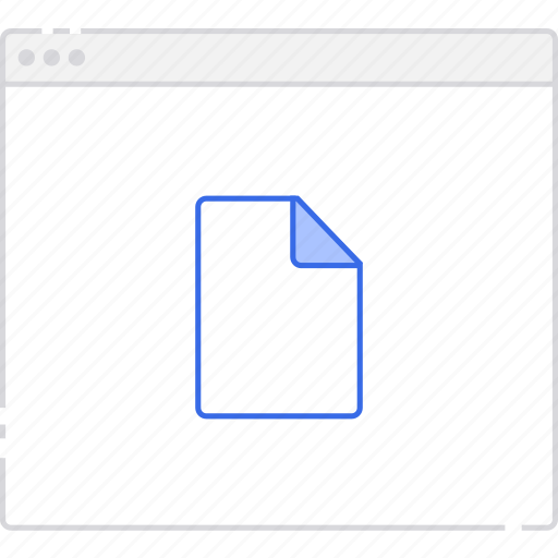 file, flowchart, page, sitemap, user flow, workflow icon