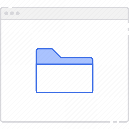 flowchart, folder, page, sitemap, user flow, workflow icon
