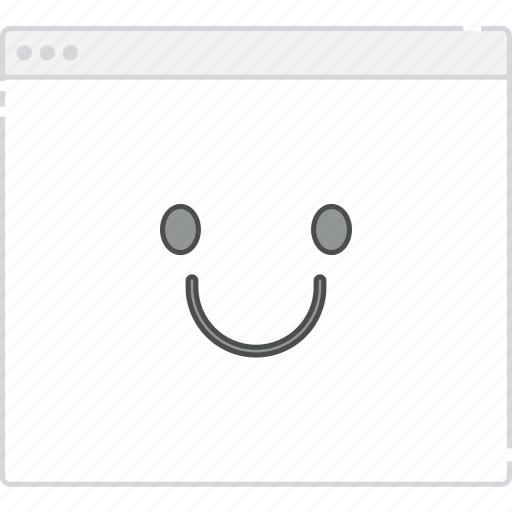 flowchart, happy, page, sitemap, user flow, workflow icon