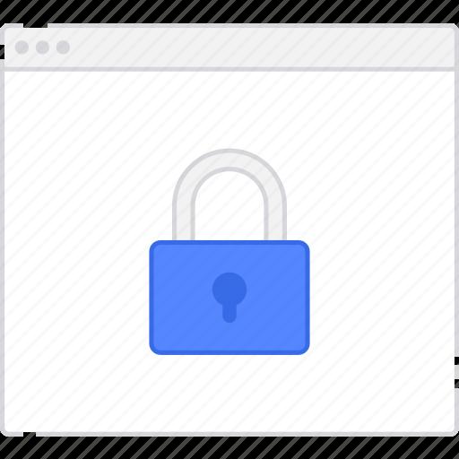 flowchart, locked, page, sitemap, user flow, workflow icon