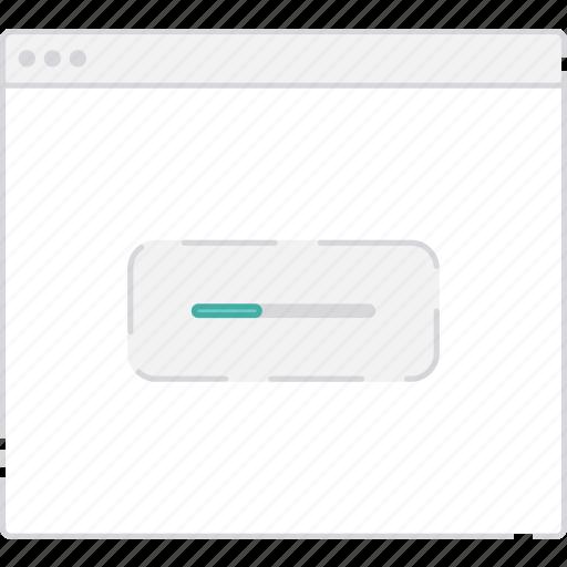 bar, flowchart, page, progress, sitemap, user flow, workflow icon