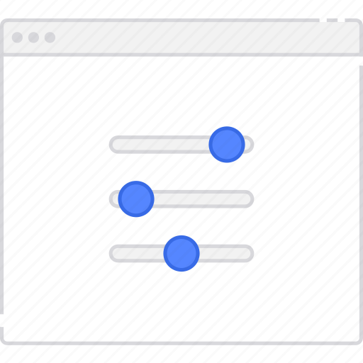 Workflow, toggles, user flow, flowchart, page, sitemap icon