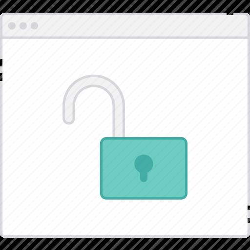 flowchart, page, sitemap, unlocked, user flow, workflow icon