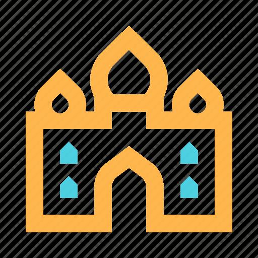 Hindu, india, indian, mahal, sights, taj, travel icon - Download on Iconfinder