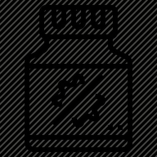 Medical, bottle, medicine, antivirus, protect icon - Download on Iconfinder