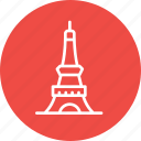 eiffel, lover, paris, place, point, propose, tower icon