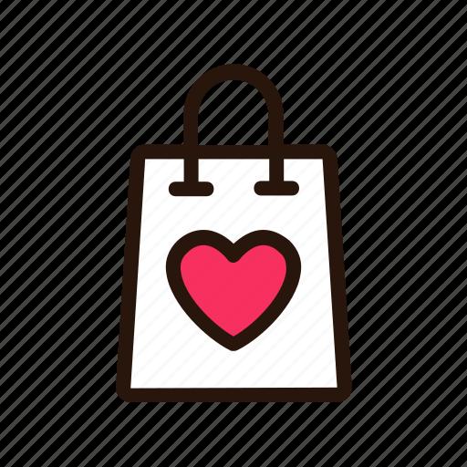 couple, heart, love, pink, romance, romantic, valentine icon