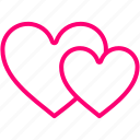 darling, feb, heart, love, romeo, valentine icon