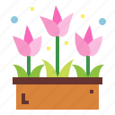 blossom, flowers, nature, petals icon