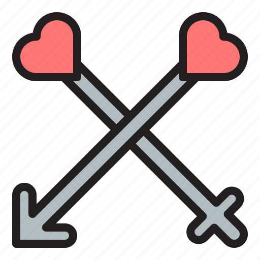 Love, valentine, heart, couple, romance, wedding, gender icon - Download on Iconfinder