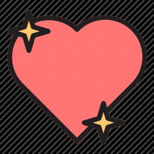 Love, valentine, heart, couple, romance, wedding icon - Download on Iconfinder