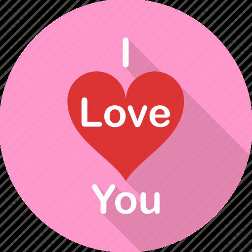 heart, i love you, love, propose, romance, romantic, valentine icon