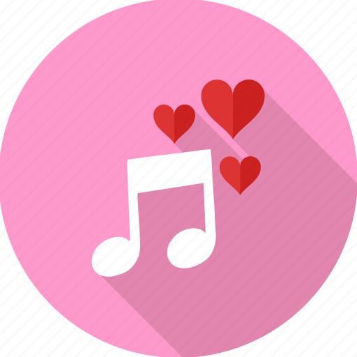 Love, song, music, romantic, songs, instrument, musical icon