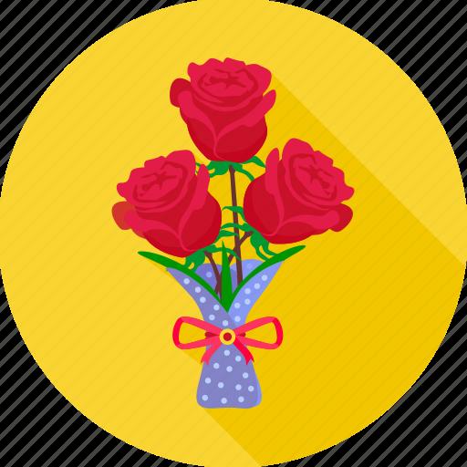 Bouquet, Flower, Love, Propose, Rose, Valentine, Valentine