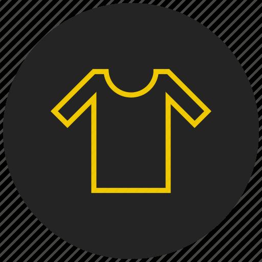 attire, cloth, dress, fashion, short sleeve shirt, tshirt icon