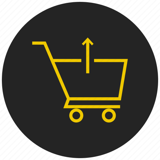 basket, buy, checkout, ecommerce, retail, shopping, super market icon